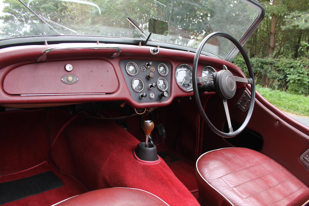 1959 Triumph TR3A For Sale (picture 11 of 19)