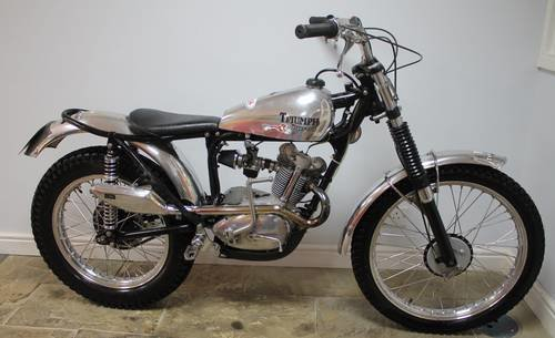 1958 Triumph Tiger Cub Trials  SOLD (picture 1 of 6)
