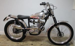 1958 Triumph Tiger Cub Trials  SOLD