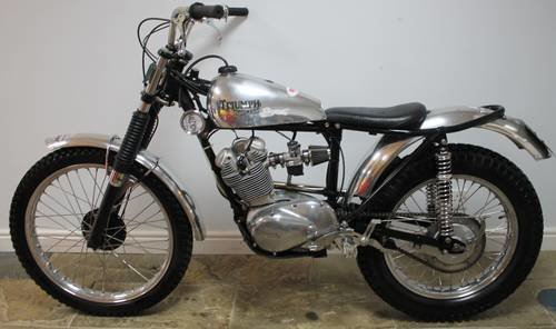 1958 Triumph Tiger Cub Trials  SOLD (picture 5 of 6)