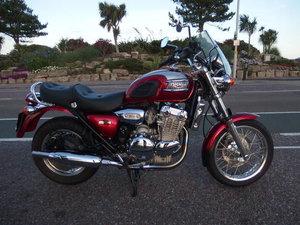 1999 Triumph thunderbird 900