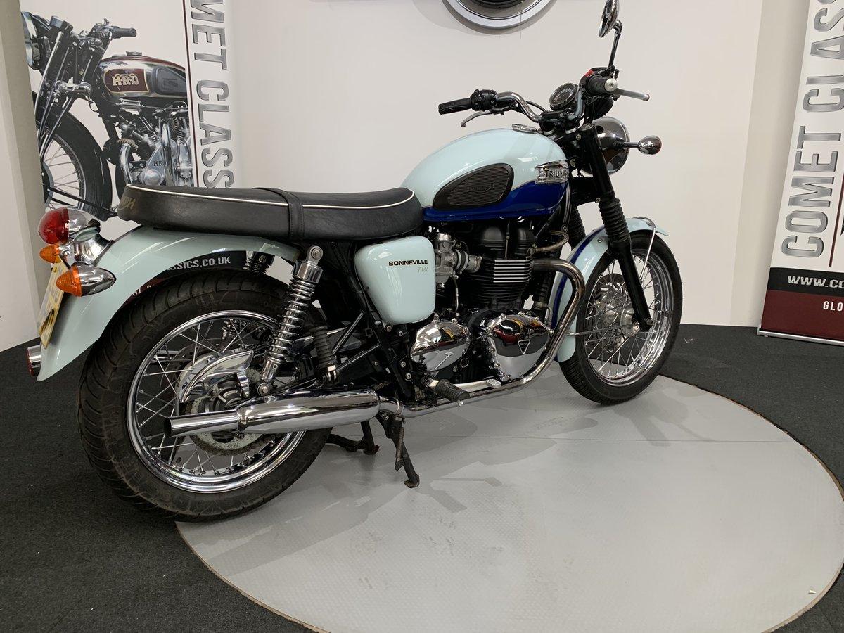 2010 Triumph Bonneville Sixty 850cc  For Sale (picture 4 of 6)