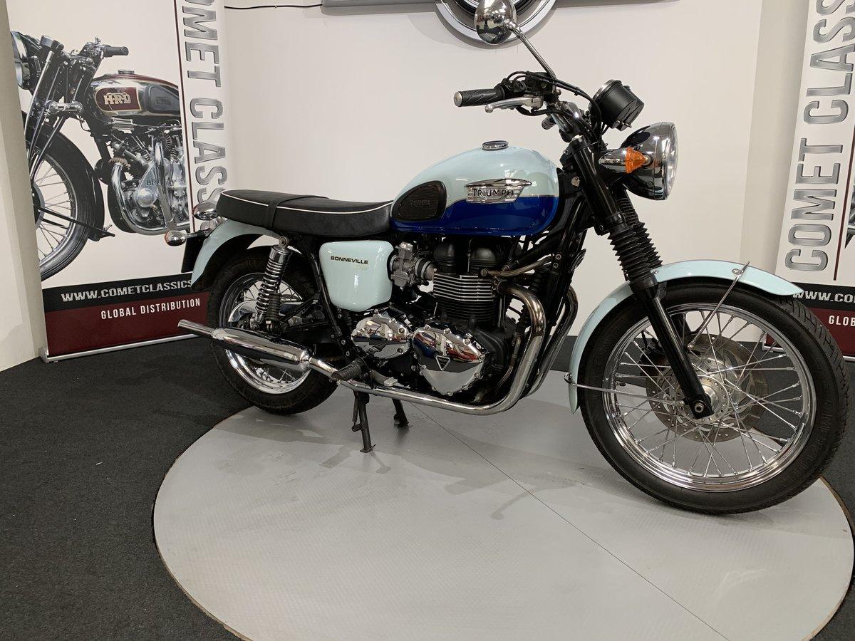 2010 Triumph Bonneville Sixty 850cc  For Sale (picture 5 of 6)