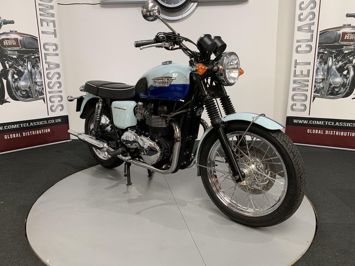 2010 Triumph Bonneville Sixty 850cc  For Sale (picture 6 of 6)