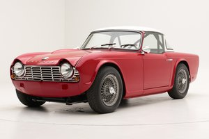 Triumph TR4 1964 For Sale by Auction