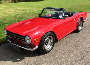 Triumph TR6 For Sale | Car and Classic