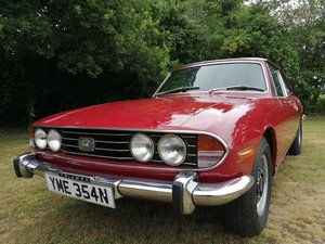 1974 TRIUMPH STAG For Sale