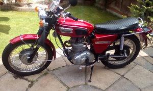 1969 Tr25w
