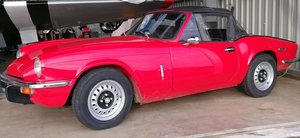 1975 Triumph Spitfire Mk4  For Sale