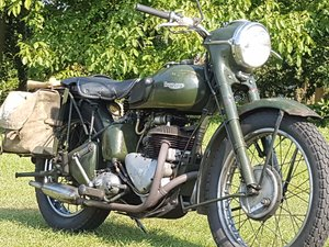 1964 Triumph TRW500 All Working Tested with Video