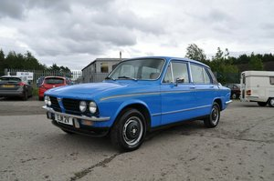 1980 TRIUMPH DOLOMITE 1850 HL AUTOMATIC FULL MOT  For Sale