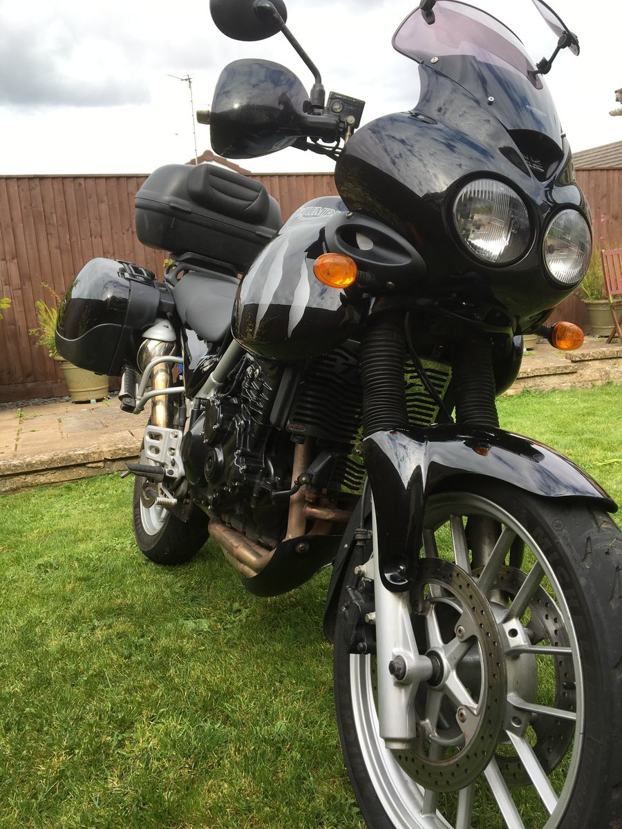 2005 Triumph Tiger 955i great condition For Sale (picture 1 of 6)