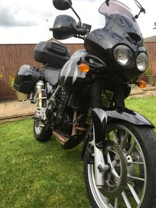 2005 Triumph Tiger 955i great condition