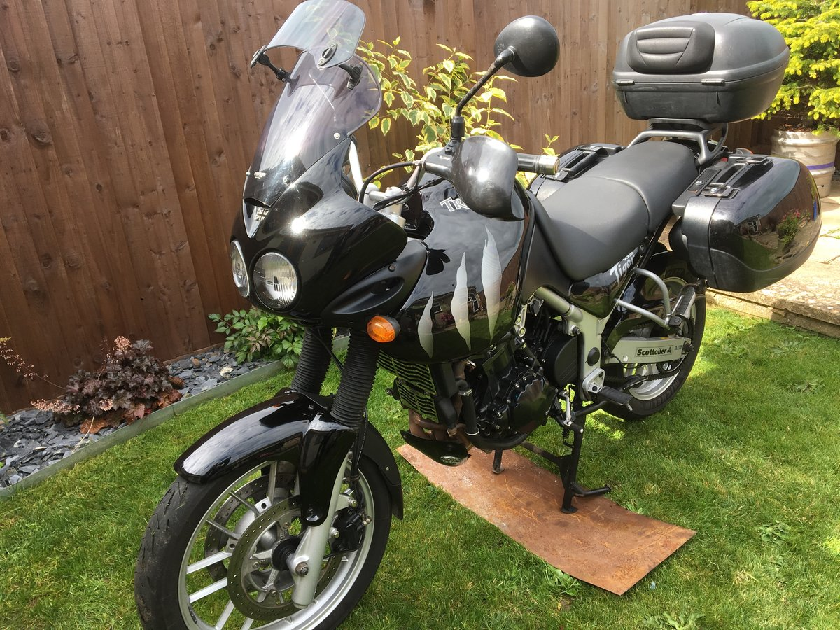 2005 Triumph Tiger 955i great condition For Sale (picture 2 of 6)