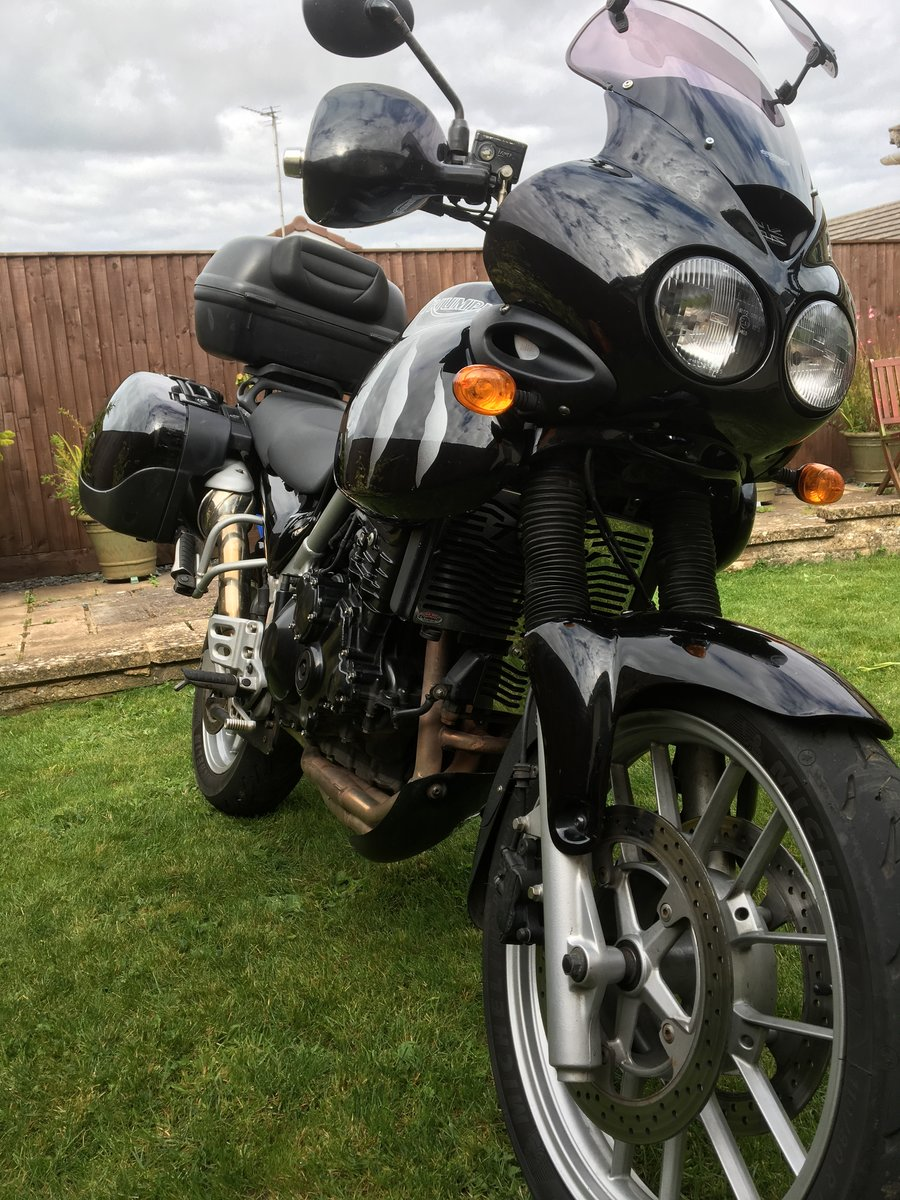 2005 Triumph Tiger 955i great condition For Sale (picture 5 of 6)