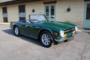 1971 TRIUMPH TR6 BHP - £32,950 For Sale