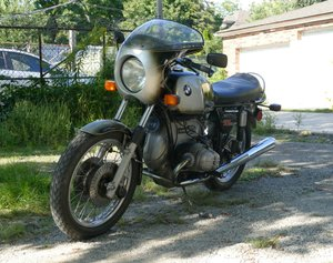 1977 1976 BMW R90S For Sale