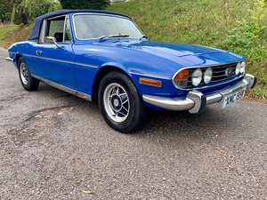 1973 Triumph Stag 3.0V8 Automatic ..................... For Sale