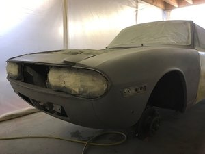 1971 Triumph stag project