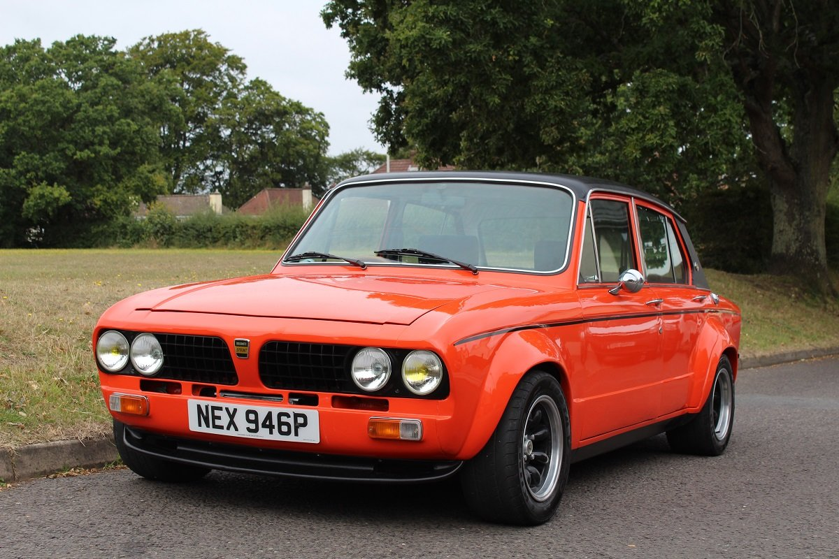 Triumph Dolomite Sprint 1976 - To be auctioned 25-10-19 For Sale by Auction (picture 1 of 6)