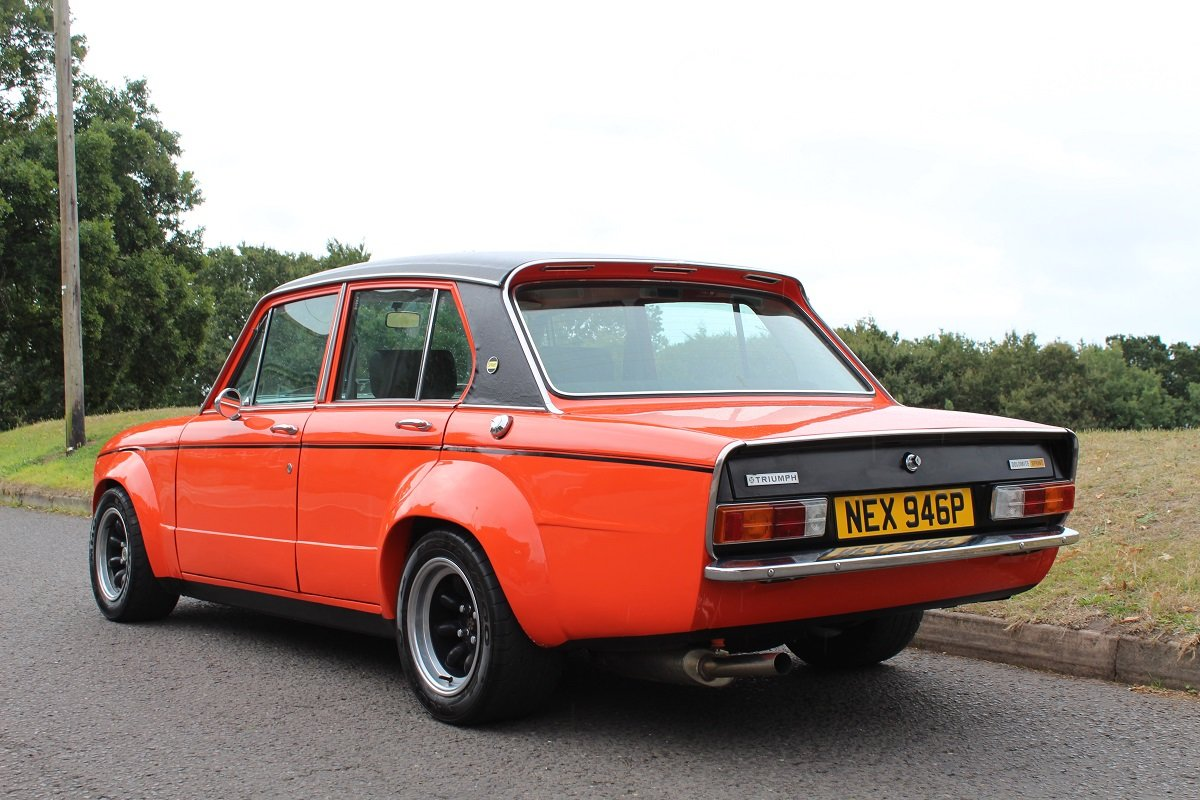 Triumph Dolomite Sprint 1976 - To be auctioned 25-10-19 For Sale by Auction (picture 2 of 6)