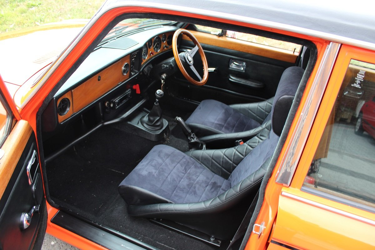 Triumph Dolomite Sprint 1976 - To be auctioned 25-10-19 For Sale by Auction (picture 3 of 6)