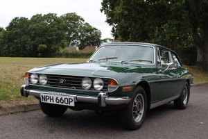 Triumph Stag Auto 1976 - to be auctioned 25-10-19 For Sale by Auction