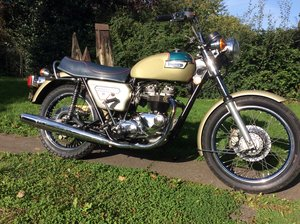 1977 Triumph Bonneville Silver Jubilee Ltd Edition For Sale