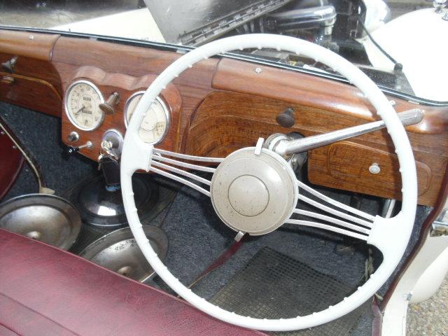 1949 TRIUMPH ROADSTER 2000CC For Sale (picture 5 of 5)