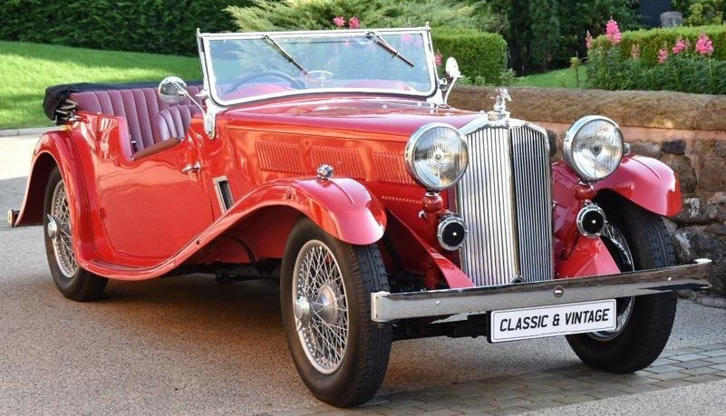 1934 Triumph Gloria For Sale (picture 1 of 5)