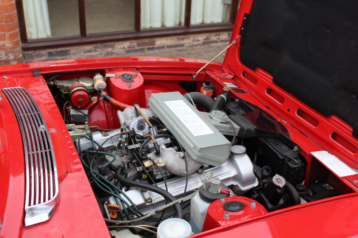 Triumph Stag Mk1 Auto 4 Speed 1972. For Sale (picture 5 of 6)