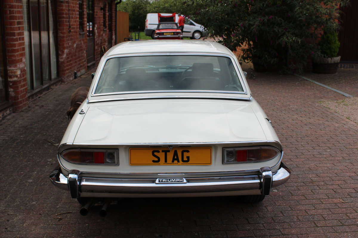 Triumph Stag Mk11 Manual 1974.(((((Deposit Taken Sorry)))) For Sale (picture 2 of 6)