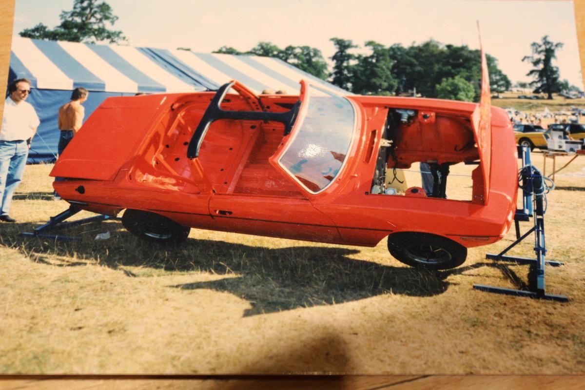 Triumph Stag Mk11 1973 Auto in Red. For Sale (picture 5 of 6)