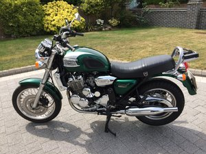1997 Triumph Thunderbird 900 - one owner and as new SOLD