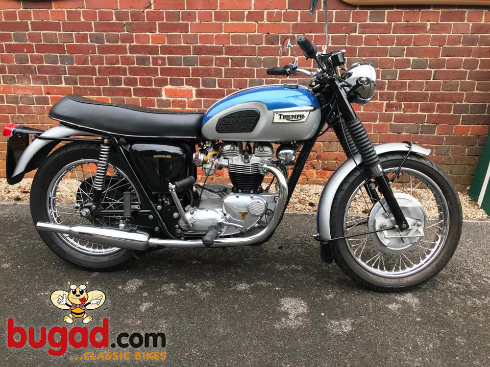 Triumph T120 Bonneville - 1969 UK Model For Sale (picture 1 of 6)