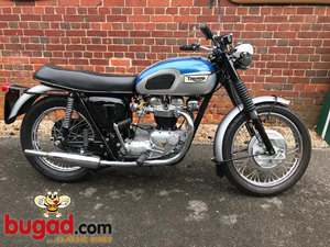 Picture of Triumph T120 Bonneville - 1969 UK Model SOLD