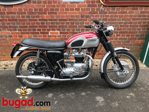 1969 Triumph TR6 Trophy -  UK Model