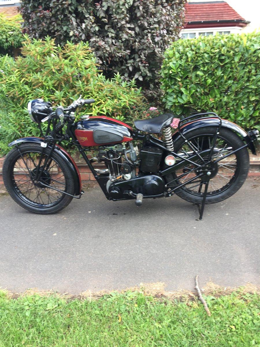 1935 TRIUMPH L2/1  250 cc (very rare) SOLD (picture 2 of 6)