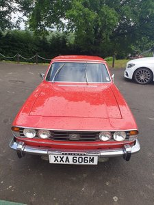 1973 1974 Triumph Stag - Good Condition For Sale