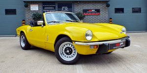 1972  Triumph Spitfire Mark IV  For Sale
