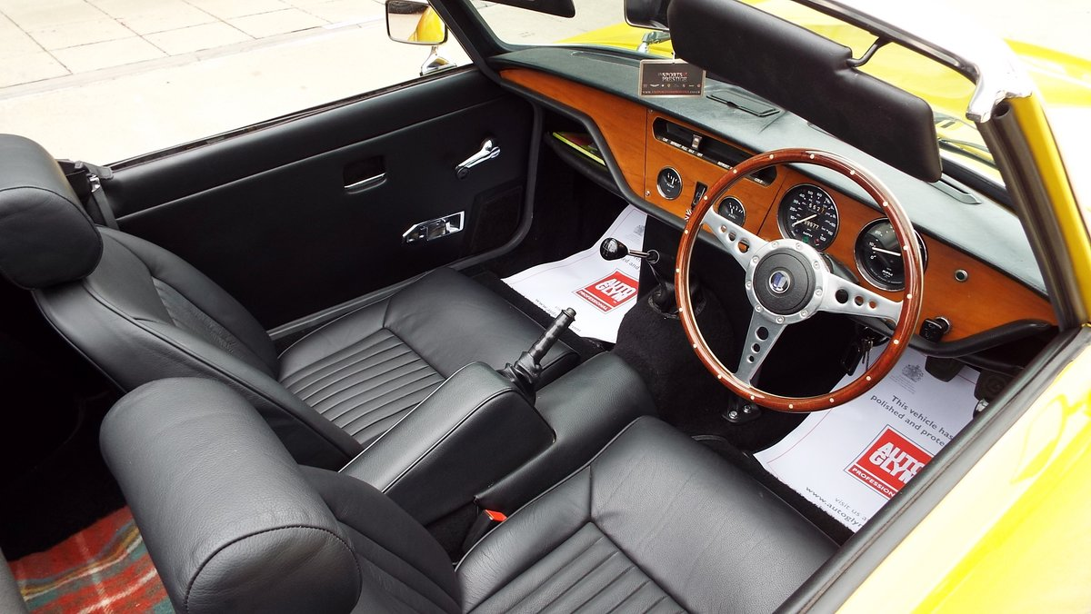 1972  Triumph Spitfire Mark IV Great Example  For Sale (picture 3 of 6)
