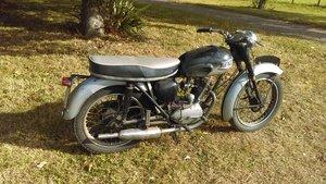 1961 Triumph T20 Tiger Cub