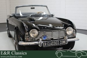 Triumph TR4 Overdrive 1963 Restored For Sale