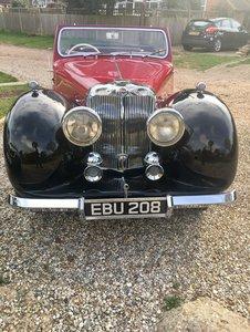 1947 Triumph Roadster 1800