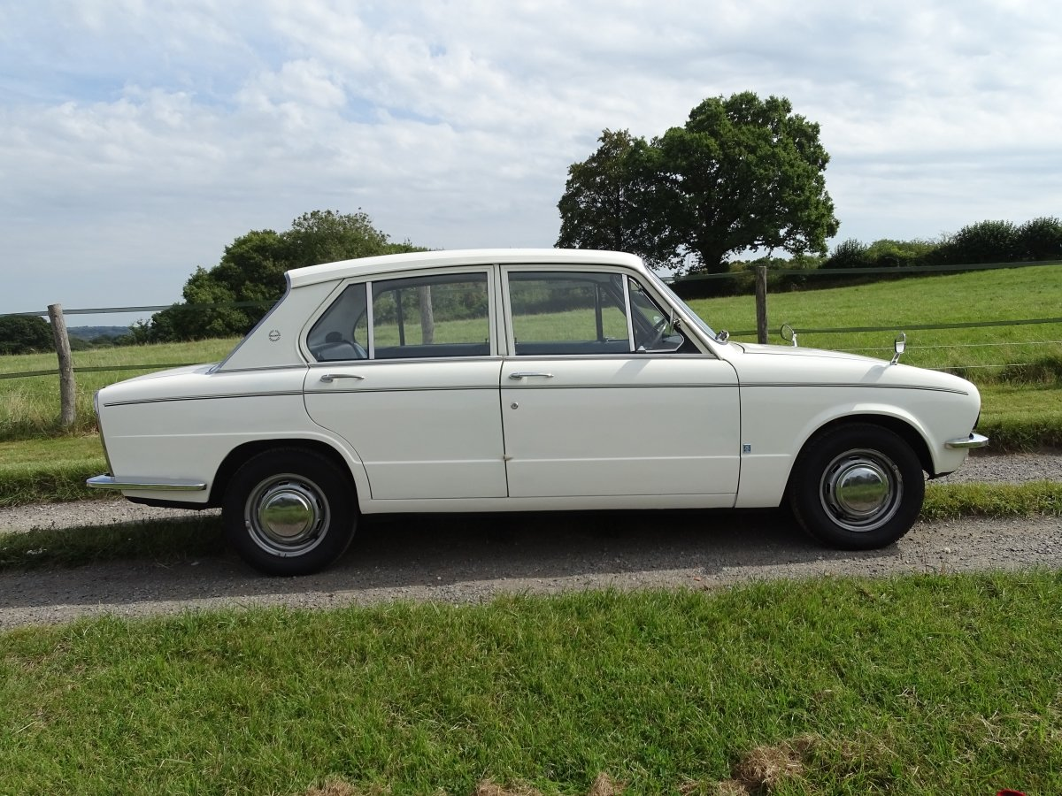 1973 Lovely Triumph Toledo 1300,reliable and affordable classic. SOLD (picture 1 of 6)