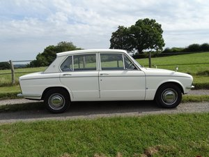 1973 Lovely Triumph Toledo 1300,reliable and affordable classic. SOLD