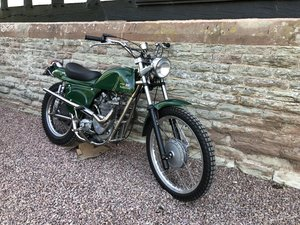 1964 Triumph 500ss Tiger Metisse Beautiful For Sale