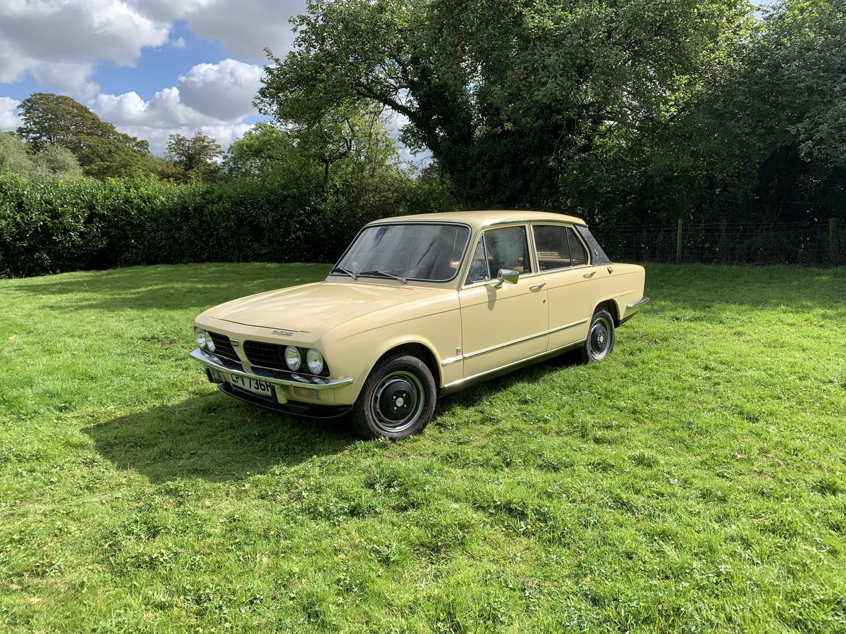 1975 Triumph Dolomite 1850cc  For Sale (picture 1 of 6)