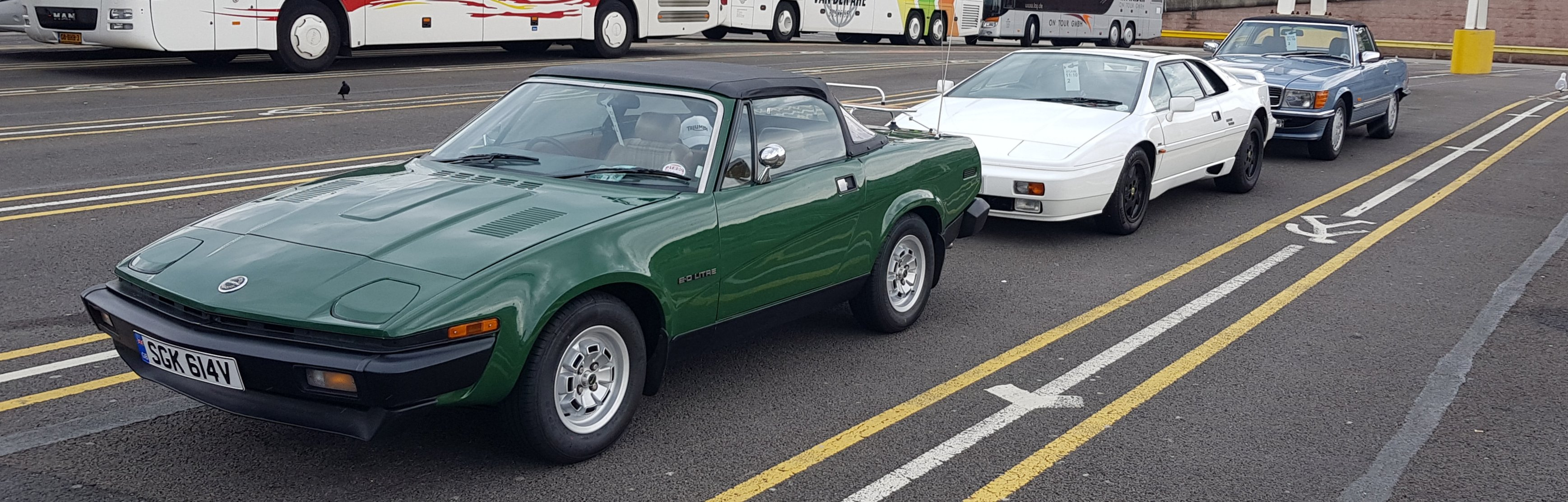 1980 TR7 for Sale For Sale (picture 1 of 6)