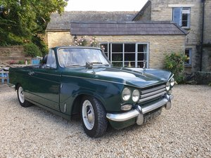 1970 Triumph Vitesse Convertible Mk II For Sale